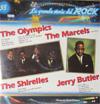 Cover: La grande storia del Rock - La grande storia del Rock / No. 55 La Grande Storia del Rock: The Olympics / the Marcels / The Shirelles / Jerry Butler