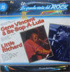 Cover: La grande storia del Rock - No. 76: Grande Storia del Rock: Gene Vincent & Be-Bop-A-Lula + Little Richard