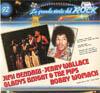 Cover: La grande storia del Rock - La grande storia del Rock / No. 92 Grande Storia del Rock: Jimi Hendrix, Jerry Wal lace, Gladys Knight, Bobby Womack