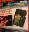 Cover: La grande storia del Rock - La grande storia del Rock / No.  3 Grande Storia del Rock: Jimi Hendrix, Bob Marley, Percy Sledge