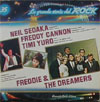 Cover: La grande storia del Rock - No. 35:  Neil Sedaka, Freddy Cannon, Timi Yuro, Freddie & the Dreamers