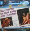 Cover: La grande storia del Rock - La grande storia del Rock / No.  6  Grande Storia del Rock: Billy Preston, Solomon Burke und John Lee Hooker