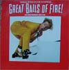 Cover: Jerry Lee Lewis - Jerry Lee Lewis / Great Balls Of Fire - Original Motion Picture Soundtrack - Newly Recorded Performances by Lerry Lee Lewis