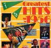 Cover: Various Artists of the 60s - Greatest Hits of 1956 (DLP)
