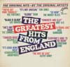 Cover: Various GB-Artists - The Greatest Hits From England