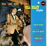 Cover: Bill Haley & The Comets - Bill Haley & The Comets / Real Live Rock´n´Roll - Bill Haley Style