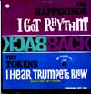 Cover: The Happenings - The Happenings / Back to Back - The Tokens - The Happenings: I Got Rhythm / I Hear Trumpets Blow