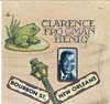 Cover: Henry, Clarence - Bourbon Street New Orleans