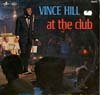 Cover: Vince Hill - Vince Hill / At The Club