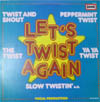 Cover: Hiltonaires - Lets Twist Again