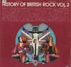Cover: Various GB-Artists - History of British Rock Vol 2 - 28 Super Hits (DLP)