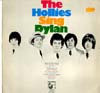 Cover: The Hollies - The Hollies Sing Bob Dylan