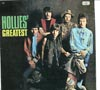 Cover: The Hollies - The Hollies / Hollies´ Greatest  (Diff. Tracks)