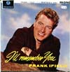 Cover: Frank Ifield - Frank Ifield / I´ll Remember You