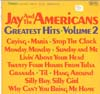 Cover: Jay & The Americans - Jay & The Americans / Greatest Hits Volume 2