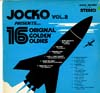Cover: Various R&B-Artists - Jocko Records Presents 16 Original  Golden Oldies Vol. 2