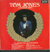 Cover: Tom Jones - Tom Jones / 13 Smash Hits