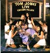Cover: Tom Jones - Live At CesarsPalace (Doppel-LP)