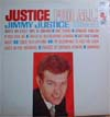 Cover: Jimmy Justice - Jimmy Justice / Justice For all - Jimmy Justice Sings
