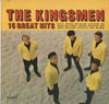 Cover: Kingsmen, The - 15 Great Hits