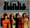Cover: Kinks, The - Golden Hour of The Kinks Vol. 2