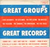 Cover: Laurie  Sampler - Great Groups Great Records (Laurie Sampler)