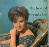 Cover: Brenda Lee - The Best of Brenda Lee