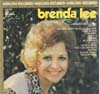 Cover: Brenda Lee - Brenda Lee / Golden Record