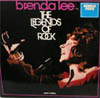Cover: Brenda Lee - The Legends Of Rock (2 LP-Set)