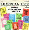 Cover: Brenda Lee - Sings Songs Everybody Knows