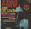 Cover: Jerry Lee Lewis - Jerry Lee Lewis / Alabama Show