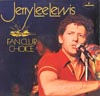 Cover: Jerry Lee Lewis - Jerry Lee Lewis / Fan Club Choice