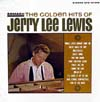 Cover: Jerry Lee Lewis - The Golden Hits of Jerry Lee Lewis