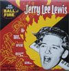 Cover: Jerry Lee Lewis - The Great Ball Of Fire    (25cm)