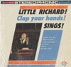 Cover: Little Richard - Little Richard Sings Clap Your Hands