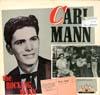 Cover: Carl Mann - Carl Mann / The Rocking Man (DLP)