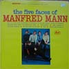 Cover: Mann, Manfred - The Five Faces of Manfred Mann