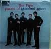 Cover: Manfred Mann - Manfred Mann / The Five Faces Of Manfred Mann
