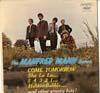Cover: Manfred Mann - Manfred Mann / The Manfred Mann Return