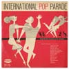Cover: Various Artists - International Pop Parade (25 cm)