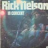 Cover: Rick Nelson - Rick Nelson / In Concert