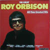 Cover: Orbison, Roy - All-Time Greatest Hits,