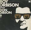 Cover: Orbison, Roy - Roy Orbison Sings Don Gibson