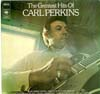 Cover: Carl Perkins - Carl Perkins / The Greatest Hits of
