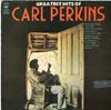 Cover: Carl Perkins - Carl Perkins / Greatest Hits of