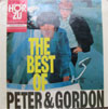 Cover: Peter & Gordon - The Best of Peter and Gordon