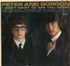 Cover: Peter & Gordon - Peter & Gordon / I Don´t Want To See You Again
