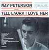 Cover: Ray Peterson - Ray Peterson / Tell Laura I Love Her