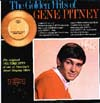 Cover: Pitney, Gene - The Golden Hits of Gene Pitney