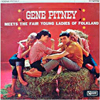 Cover: Gene Pitney - Meets The Fair Young Ladies of Folkland